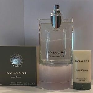 Bulgari Pour Homme Set